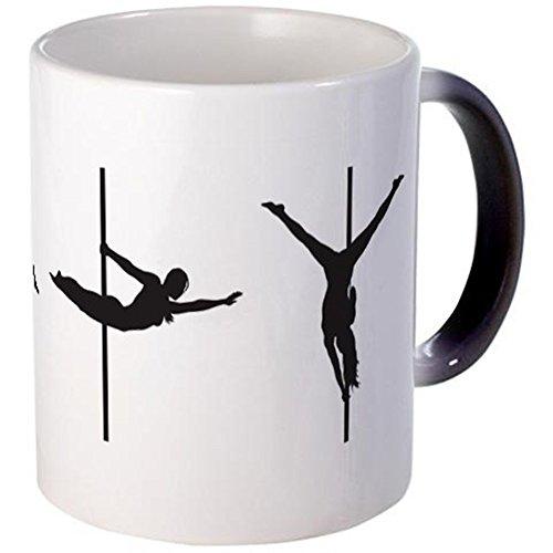 CafePress - Pole Dance - Unique Coffee Mug, 11oz Coffee Cup