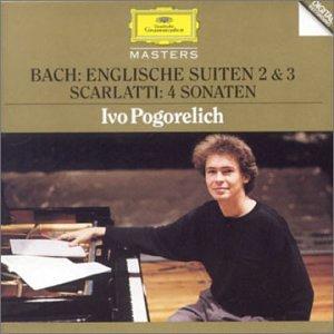 Más Pogorelich y más Bach 410G380G08L