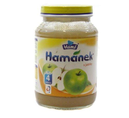 Hamanek Apple Mousse 190g 6 7oz Baby Food