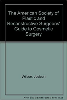 An analysis of the american society of plastic and reconstructive surgeons