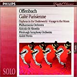 Offenbach: Gaite Parisienne/Orpheus in the Underworld/Voyage ot the Moon