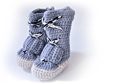 Crochet Yeezy : ... Crochet / Crochet Patterns / Yeezy Boost 750 Crochet for Babies (XL