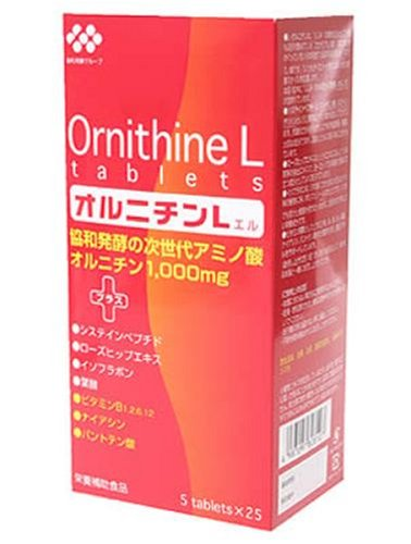 伸和 オルニチンL 5粒×25袋