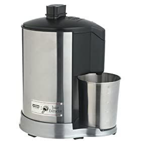 Factory-Reconditioned Waring JEX328FR Health Juice Extractor
