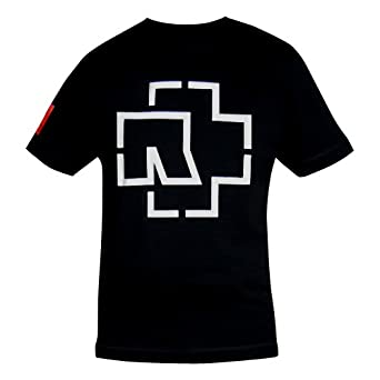 rammstein t shirt logo. Black Bedroom Furniture Sets. Home Design Ideas