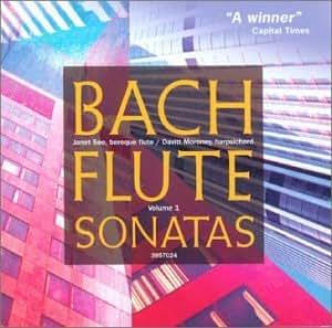 Sonates pour flûte, vol.1