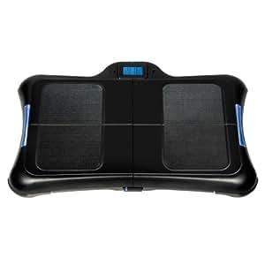 Snakebyte Wii Premium Fitness Board and Balance Board, Black (SB00016) - PC