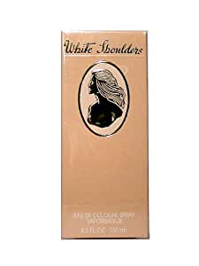 White Shoulders Eau de Cologne Spray 133ml. 4.5 FL. OZ.
