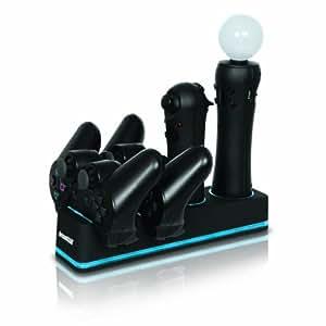PS3 Move Quad Dock Pro