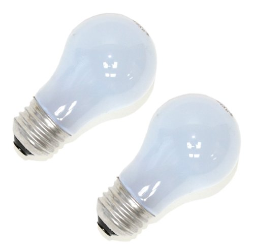 Sylvania 10181 - 40A15/Day/Fan/2/24 Standard Daylight Full Spectrum Light Bulb