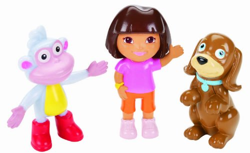 Fisher-Price Dora The Explorer: Explorer Friends - 1