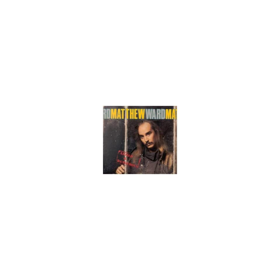 Armed and Dangerous by Matthew Ward ( Audio CD 1989) on