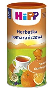 Hipp Instant Orange Tea for Babies (200g/7.1oz)