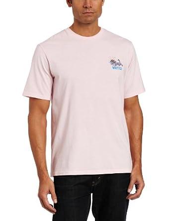 Nautica Men's Jumping Marlin Tee, Parfait Pink, Large