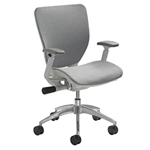 Nightingale Mesh Ergonomic Office Chair With White Frame Offic