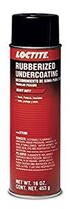 LOCTITE Undercoating - Loctite Rubberized Undercoating (16 oz. Aerosol Can) 37580 by Loctite