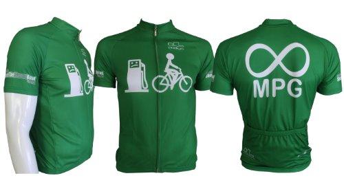 Buy Low Price Infinite MPG Cycling Jersey (B005J6B8NI)