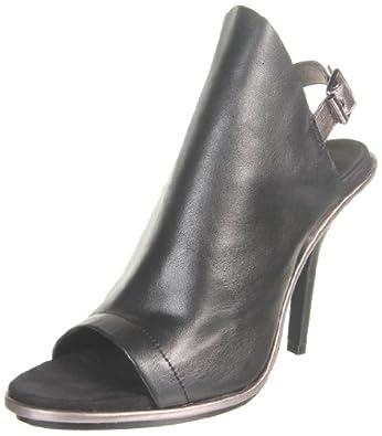 Kelsi Dagger Women's Cameo Sandal,Black/Pewter,5 M US