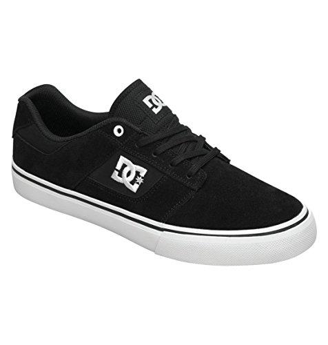 Dc Men'S Bridge Skate Shoe,Black/White,8 M Us front-1054233