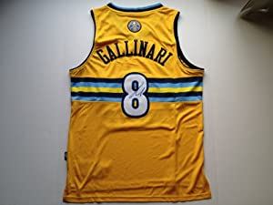 Denver Nuggets DANILO GALLINARI Signed Autographed Jersey COA by Basketball