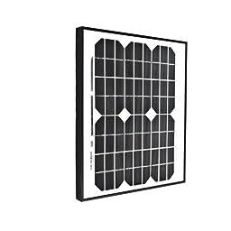 Goliath® 10 Watt 10W Solar Panel Module 24V Battery Charging