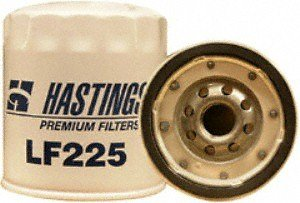 Hastings LF225 Full-Flow Lube Oil Spin-On Filter