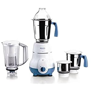 Philips HL1645 750-Watt 4 Jar Mixer Grinder