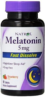 Melatonin Fast Dissolve (5mg)