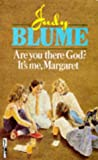 Judy Blume Are You There God? It's Me, Margaret (Piccolo Books)