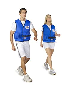All Pro Weight Adjustable Power Vest, 40-Pound