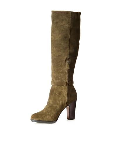 Pour La Victoire Women's Isabeli Boot  - Army Green