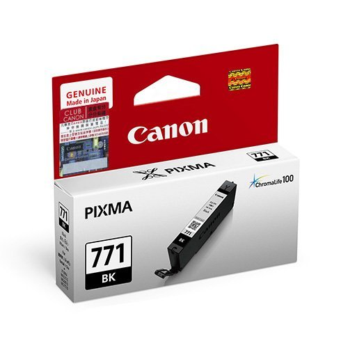 Image result for CANON CLI-771 SINGLE COLOR INK