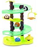 Ouaps - 20305 - Jouet De Premier Age - Tizoo Mon Grand Playset Jungle