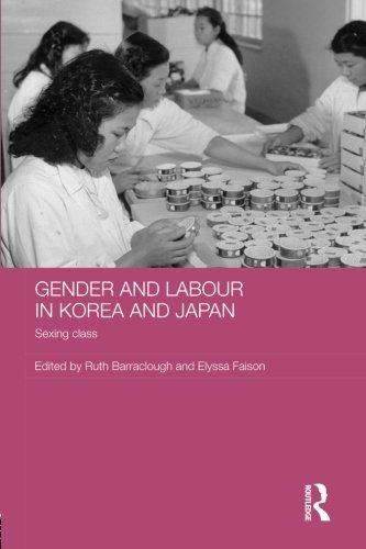 Gender and Labour in Korea and Japan: Sexing Class (ASAA Women in Asia)