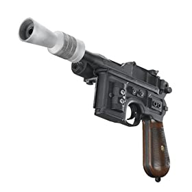Han Solo's Laser Blaster Replica (Episode V)