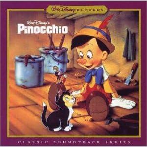 ピノキオ ― オリジナル・サウンドトラック (デジタル・リマスター盤)