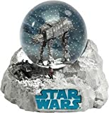 Star Wars - Deluxe Snow Globe : Battle Of Hoth
