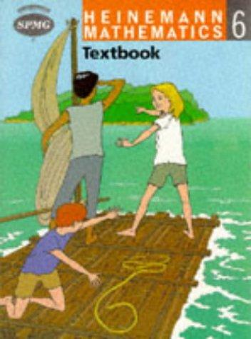 Heinemann Maths 6: Textbook (single)
