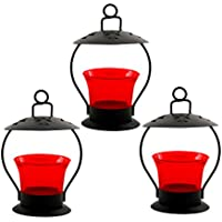 Heaven Décor Tealight Candle Holder Set Of 3 - B01IT1UJ98