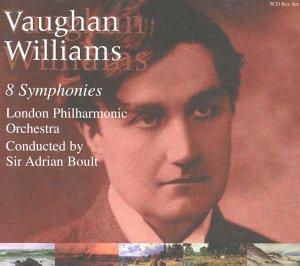 Vaughan Williams: 8 Symphonies
