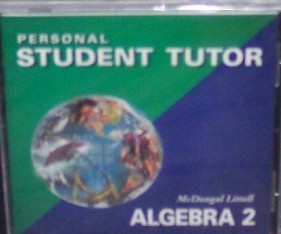 Algebra 2, Grades 9-12 Personal Student Tutor: 