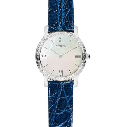 Watch Citizen 0.45 Diamonds Eg3200-04dc Women´s White