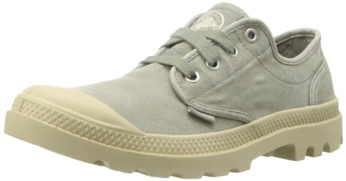 Palladium - Pampa Oxford, Sneakers da uomo, grigio (concrete/putty), 45