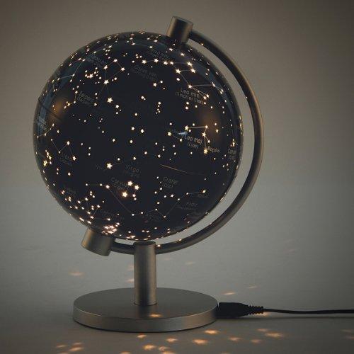 5 In. Illuminated Stars & Constellation Globe