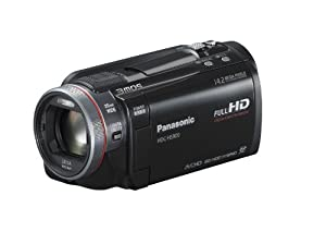 Panasonic HDC-HS900K 3 MOS 220GB HDD 3D Compatible Camcorder (Black)