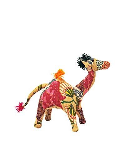 Kantha Fabric Camel, Multi