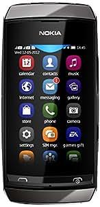 Nokia Asha 306 Grey