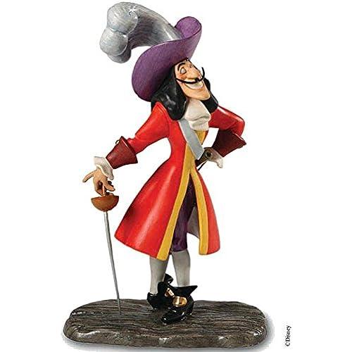 "WDCC Disney 디즈니 캡틴 훅 피터팬 ""Silver-Tongued Scoundrel"" [병행수입품]"
