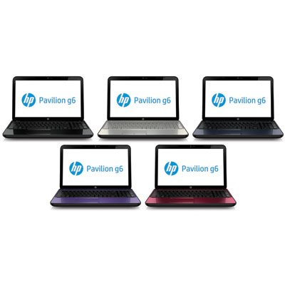 "HP Pavilion g6-2321ss - Portátil de 15.6"" (8 GB de RAM, 500 GB, Intel Core i7, Windows 8), plateado - Teclado QWERTY español"