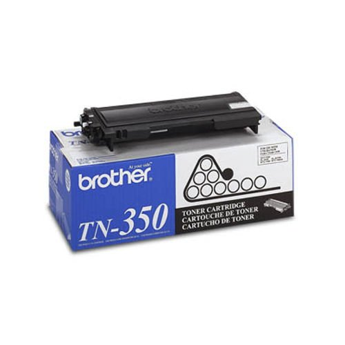 Brother Products - Brother - TN350 Toner, 2500 Page-Yield, Black - Sold As 1 Each - Reliable performance. - Produces clear, sharp and professional printing results. - Reduce downtime and increase productivity. - Rely on Brother toner. - (Brother Intellifax 2820 Toner compare prices)
